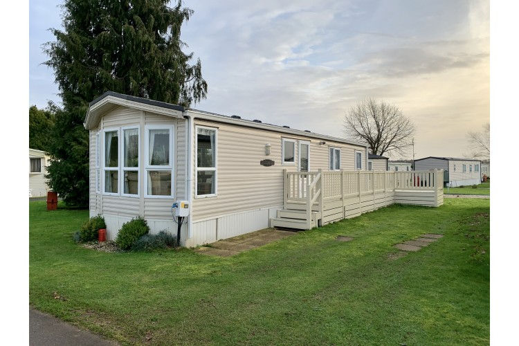 Pre Loved Willerby Winchester 3 Bed, Sited Static Caravan 10 Month Holiday Plot