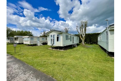 Willerby Salisbury, Sited Static Caravan 10 Month Holiday Plot
