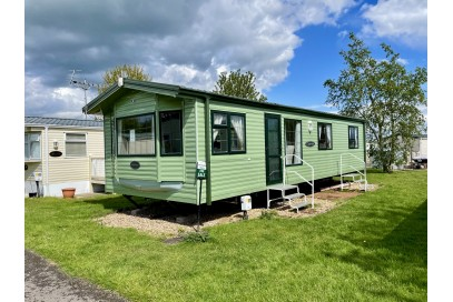 BK Caprice, Sited Static Caravan 10 Month Holiday Plot