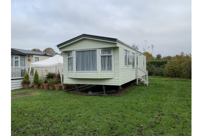 Willerby Salisbury 36x12,  Great Condition Willerby Stataic Caravan, Sited on a 10 Month Holiday Plot.