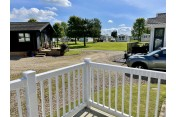 Pre Loved 2011 Willerby New Jersey 40x16 Lodge 12 Month Holiday Plot