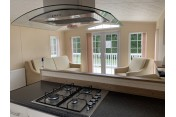 2014 14ft wide R&M Cotswold Lodge, Available on a 10 Month Holiday plot.